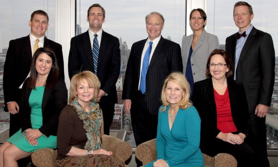 Attorneys and Staff at Sader Law Firm