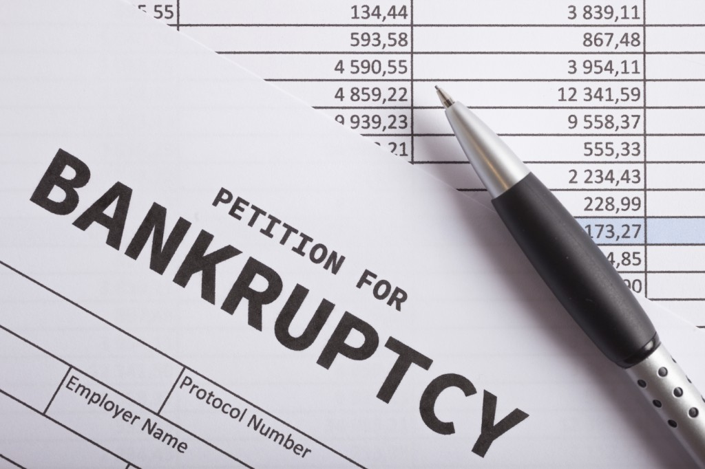 When are bankruptcy cases reopened?
