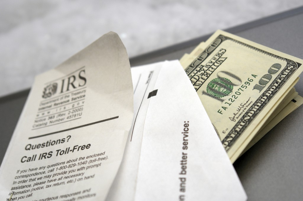 Can you stop IRS collections?