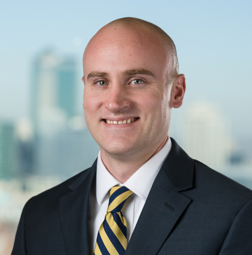 Photo of Kansas City Bankruptcy and Litigation Attorney Robert K.S. Abernathy