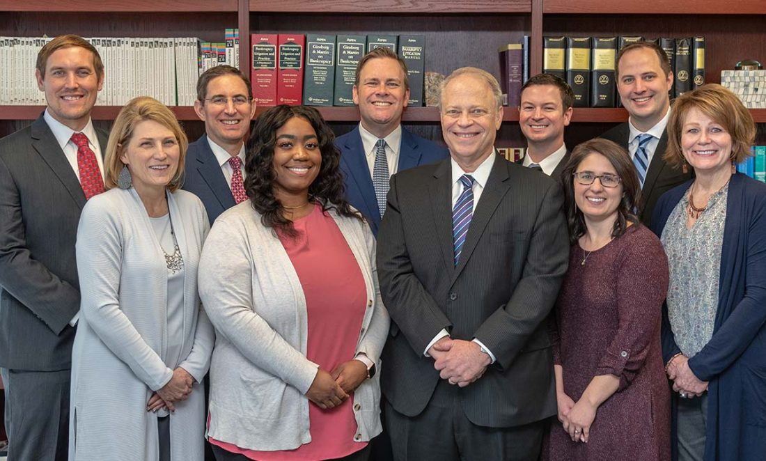 Group photo of The Sader Law Firm